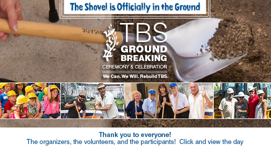 TBS Groundbreaking Recap