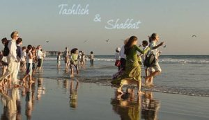 2017 Tashlich and Shabbat